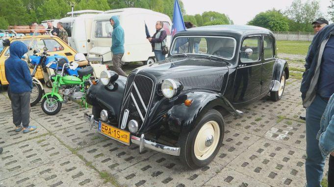 Wystawa Pojazdów Zabytkowych